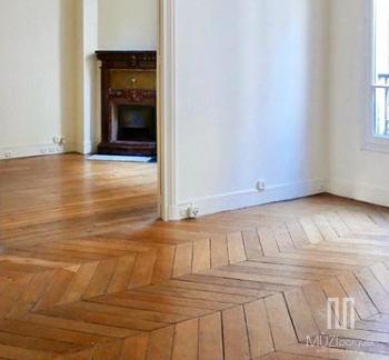 cara pasang parket kayu lantai
