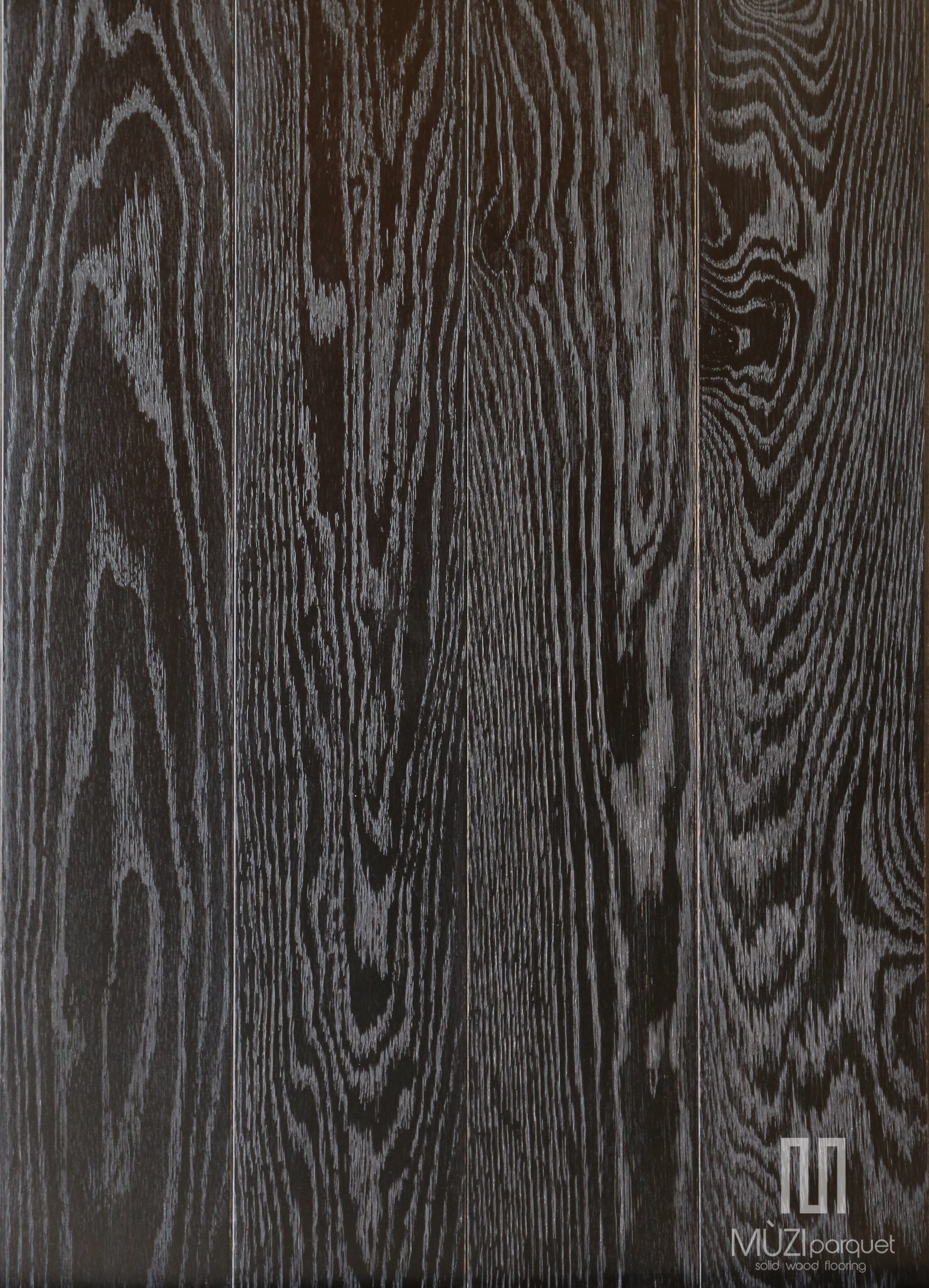 White Oak, Jet Black